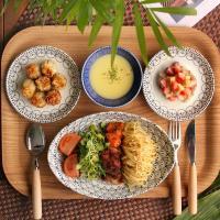 일본식기 피카부 슈에뜨 혼밥세트