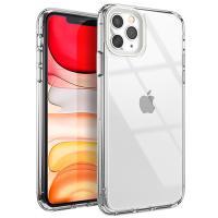 뮤즈캔 아이폰11프로 투명 강화유리 케이스