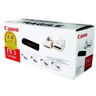 CANON(캐논) 토너 FX-3(FX3) / Black / FAX-L6000,L7000,L7070,L8000,L9090,L200,L240,L245,L350,L360