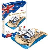 [3D퍼즐마을][MC217h] 시드니 오페라 하우스, 호주