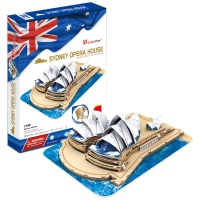 [3D퍼즐마을][MC217h] 시드니 오페라 하우스, 호주 (Sydney Opera House)