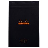 [로디아] 블랙 미팅 메모패드 no.19