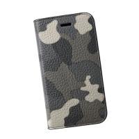 [매니퀸]아이폰6 가죽케이스 카모플라쥬 카키