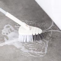 압축봉연결 화장실 욕실 바닥 세면대 청소솔 브러쉬
