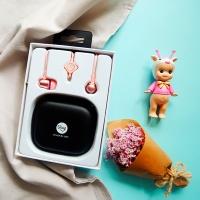 사이빌 V-23 샤방샤방 아이스크림 이어폰