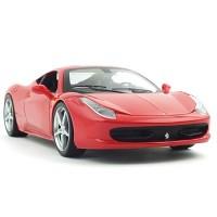 FERRARI 458 ITALIA Plain Body (HW286064RE) 페라리 458 이탈리아 슈퍼카