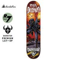 [DARKSTAR] RYAN DECENZO RED BLAST SL PRO DECK 8.25