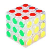 3x3 Edison 투명 포인트 큐브 - 신광사