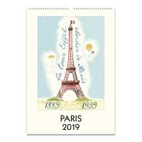2019 캘린더 카발리니 Paris