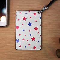 Vintage card case (Star)