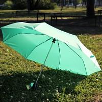 A rainy day 3단완전자동우산/민트