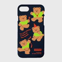 dancing bear-navy(color jelly)