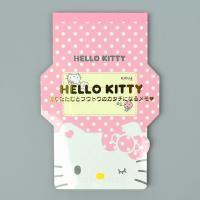 (일본직수입) 헬로키티 접으면 봉투가 되는 메모