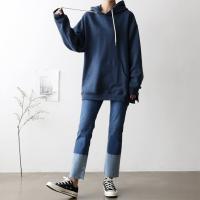 Gimo Hoodie Cotton Sweatshirt