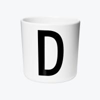 디자인레터스 멜라민 컵 D