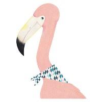 [Millim] Zoo_Canvas_Flamingo_6호