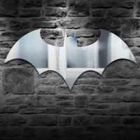 [영국 팔라돈정품] DC코믹스 배트맨 로고 벽걸이 거울