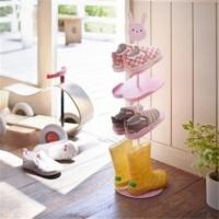 키즈 슈즈랙 신발정리대 어린이 신발보관함