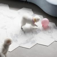 대리석 픽 모듈 미끄럼방지 강아지매트