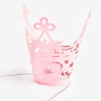 [인디고샵] 공주니까 베이비 핑크 블라썸 왕관