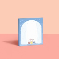 [공부일기] 스티키 노트 - 어느 별에서 왔니 모트모트