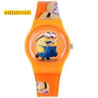 [minions] 미니언즈 캐릭터 손목시계 M1606-C