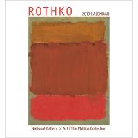 2019 미니캘린더 Rothko
