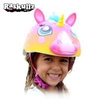 Raskullz 라스쿨즈 슈퍼레인보우콘 자전거 퀵보드 스포츠 헬멧 / RS8033082