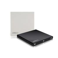 Liteon 외장 ODD 울트라 슬림 포터블 DVD WRITER eBAU108 (초경량 / TV연결 / M-DISC 테크놀러지)