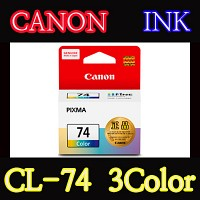 캐논(CANON) 잉크 CL-74 / 3 Color / CL74 / E569