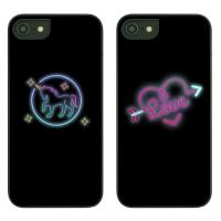 아이폰6S케이스 adorable neon 샤이닝케이스