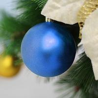무광볼 블루 (6cm-6입)