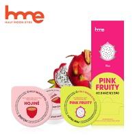 [하프문아이즈]용과팩 핑크프루티(100g)+호지니 3개