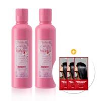 프로폴린스 벚꽃 가글 600ml 2병 + 스팀 헤어팩 3매