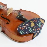 어린이 바이올린 핸드메이드 턱받침 커버 No10