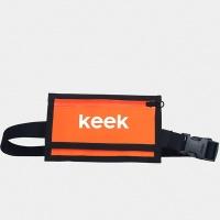 키크 지갑 벨트 백 - 오렌지