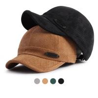 [디꾸보]레더패치 피넛캡 숏챙 모자 HN582