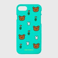 Bear and rabbit-mint(color jelly)