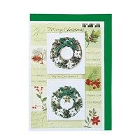 FS101s-1 크리스마스카드 카드 성탄카드