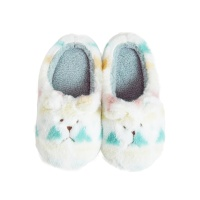 크래프트홀릭 Fluffy SLOTH SLIPPER