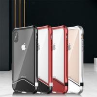 아이폰 마그네틱 메탈 강화유리 하드 휴대폰 케이스