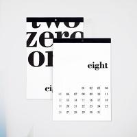 2018 투제로원에잇 벽 캘린더