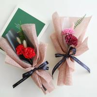 비누카네이션 허니테일꽃다발 [2color]