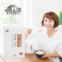 [홍신애쌀연구소] 백태 누룽지240g x 3개