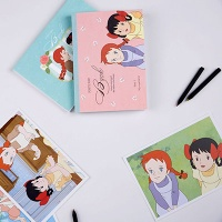 빨강머리앤 엽서북(5x7)