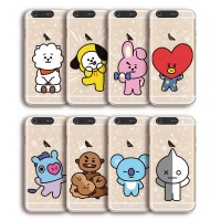 BT21 iPhone6/iPhone6 Plus 라이팅 케이스 (Soft 타입)