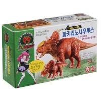 공룡메카드 더블피규어 파키리노사우루스 /공룡로봇