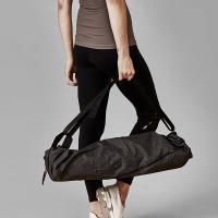 [메디테이션]요가복 가방 AC0001 블랙 요가 매트가방 필라테스복