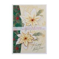 크리스마스카드/성탄절/트리/산타 크리스마스 카드 (FS1010-4)