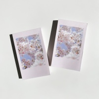 밍키트 벚꽃 미니 떡메모지